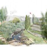 Así será el gran corredor verde desde la Calderona hasta el mar, la Via Blava del Carraixet