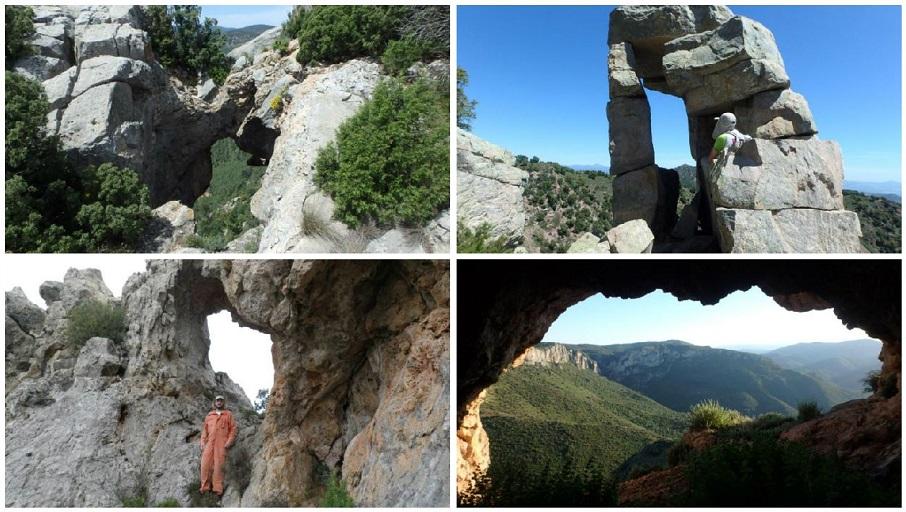 Los arcos de piedra naturales más curiosos del Alto Palancia y alrededores
