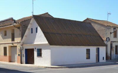 """La Barraca del Barri de les Sidres, una barraca en Mahuella también conocida como """"de Pablo o de l´Amo"""""""