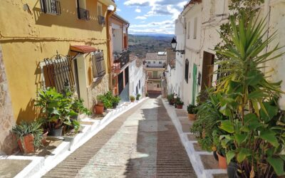Jalance, una bella población del valle de Ayora-Cofrentes