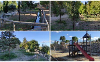 El Parque de las Coníferas, el precioso parque botánico de Jarafuel