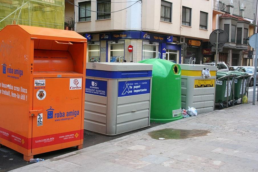 Valencia premiara a quienes reciclen