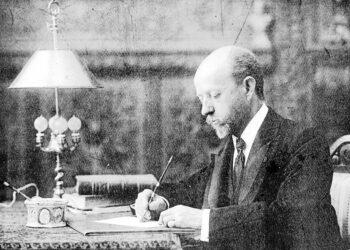 Julio Cervera, el inventor de la radio.