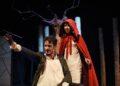 Una imagen del musical de Caperucita Roja