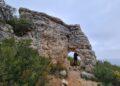 El elefante dels Flarets de Xeresa. Foto valenciabonita.es