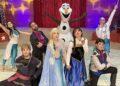 Frozen el Musical en Valencia