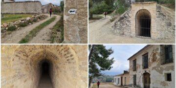 Ruta dels Refugis la Pobla del Duc. Fotos valenciabonita.es