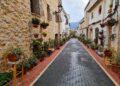 Una imagen del carrer de la Pau de Llíber. Foto valenciabonita.es
