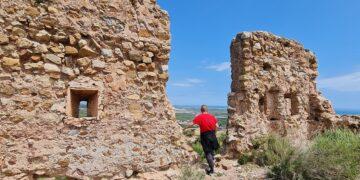 Castillo de Almenara. Foto valenciabonita.es