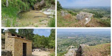 Otos i el Paisatge Protegit de l'Ombria del Benicadell. Fotos valenciabonita.es
