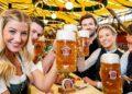La Oktoberfest Valencia 2021 de Paulaner tendrá lugar en el mercado gastronómico de foodtrucks El Garaje Foodie