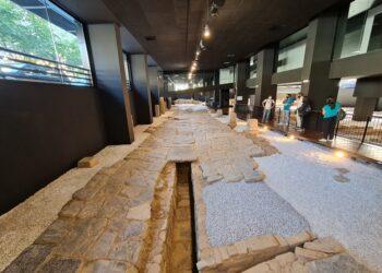 Calzada romana más larga de la Comunitat Valenciana. Foto valenciabonita.es